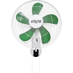 Active Air Acf16 16 Inch 3 Speed Mountable Oscillating Hydroponic Grow Fan