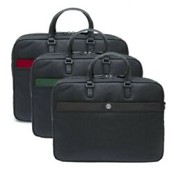 Folder Spalding And Bros Mat Collection Briefcase With Shoulder Strap Port Pc