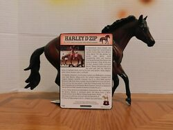 Breyer Model Horse quot;Harley D Zipquot; 1:9 Traditional Scale Collectible
