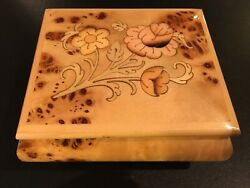 Reuge Music Box I Will Always Love You Made In Switzerland