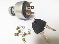 Starter Ignition Switch For Daewoo Doosan Dh55-5 Dh150-7 Dh220-5 Excavator Parts