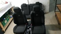 Challenger 2020 Front And Rear Seat Set W/ Floor Console 2167445