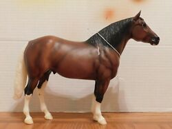 Breyer Model Horse quot;Poker Joequot; 1:9 Traditional Scale Collectible
