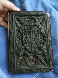 Collectable 1849 A Record Of The Black Humphrys Henry Noel Antique Book