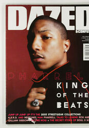 Pharrell Roy Ayers William Gibson Streetwear Soul Ii Dazed And Confused Magazine