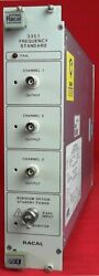Racal Instruments 3351 Frequency Standard - Vxibus Based