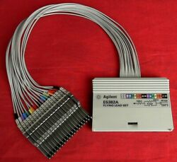 Hp / Agilent E5382a Single-ended Flying Leads With 90-pin Cable Connector