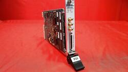 National Instruments Pxi-6552 100 Mhz, 20 Channel Waveform Generator Ed86f5