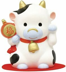 2021 Zodiac Cow Coin Bank Becoming Cow Made In Japan New Year Ornaments Japan