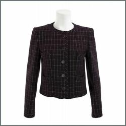 Checked Jacket Owned By Barbara Bach Ringo Starr And Barbara Bach Auction