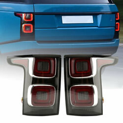 Smoke Tail Lights Lamps Fit For Land Rover Range Rover L405 2012-2020