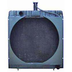 71192598 Gas Combine Radiator With 5 Rows And 6 Fins Per Inch For Gleaner K K2