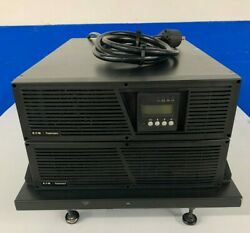Eaton Powerware | 9135 | Pw9135g6000-fltr With Pw9135g6000-xlocd W/new Batteries