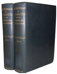 Signed, 1895, 1st, The Marquis De La Fayette In The American Revolution, Tower