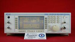 Ifr/marconi 2040-03 203001987 10 Khz To 1.35 Ghz Low Noise Signal Generator