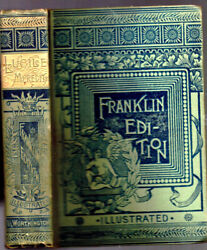1888 Lucile Epic Poem By Owen Meredith Robert Lytton Viceroy Of India Gift Idea