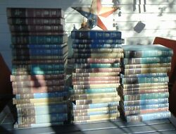 Great Books Of The Western World 54 Volume Complete Set 1952 Hardcover Vintage