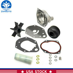 Water Pump Impeller Housing Kit For Mercury 1991-up 40-60 Hp 46-812966a12