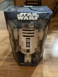 New Sealed Star Wars 94254 R2-d2 Interactive Astromech Droid Rare