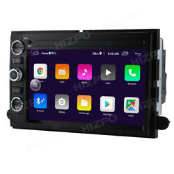 7 Android 10.0 Pip 2+64gb Car Radio Navi Stereo Gps For Ford F150 2005-2008 New