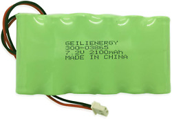 Geilienergy Backup Battery For Honeywell-l3000 Lynx Plus L5000 Lynx Touch L5100