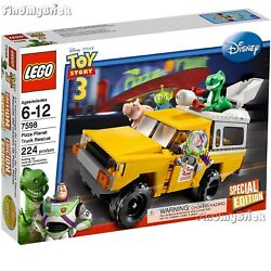 Lego 7598 Toy Story 2 Pizza Planet Truck Rescue - Authentic Factory Sealed New