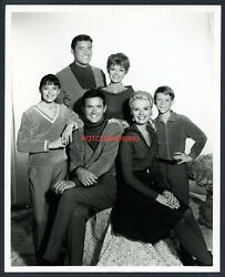 Lost In Space 1965 First Cast Group Photo Guy Williams Billy Mumy Mark Goddard