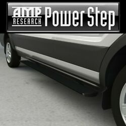 14-18 Ford Transit Amp Power Retracting Side Step Running Nerf Board Driver/pass