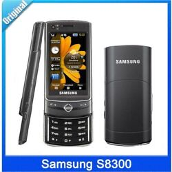 Samsung S8300 3gtouch Screen A-gps 8mp Camera 2.8 In Slider Mobile Phone