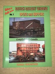 Cheona British Railway Wagons Opens And Hoppers Gamble Paperback Book 1900298015