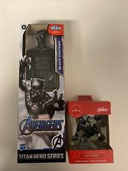 Avengers Black Panther Action Figure Combo