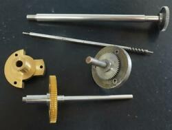 Clockmakers Spares - Clock Parts Driving Gears For Devon Clocks Orrery Clock