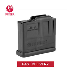 Ruger Magazine .308 Winchester 6.5 Creedmoor 5rd Black Finish Ai-style Fast Ship