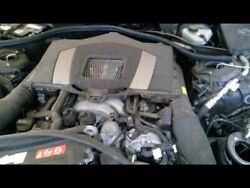 Motor Engine 216 Type Cl550 Fits 09 Mercedes Cl-class 3860425