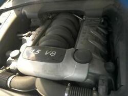 Motor Engine 4.5l Without Turbo Vin B 5th Digit Fits 03-06 Porsche Cayenne 10222