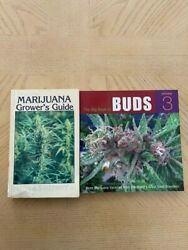 Marijuana Growers Guide And The Big Book Of Buds Volume 3. Ed Rosenthal.
