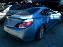 Automatic Transmission Coupe 3.8l 6 Speed Fits 09-12 Genesis 670685