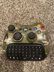Xbox 360 Controller With Keypad