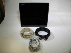 Furuno 19 Mu-190hd - Color Sunlight Viewable Marine Monitor Good Cond Tested