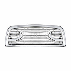 Fits 13-18 Dodge Ram 2500-5500 Chrome Laramie Limited Front Grille With Letters