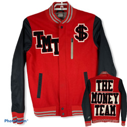 The Money Team The Original Tmt Jacket Floyd Mayweather 50 Cent Limited Edition