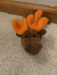 Retired 1993 Ty Beanie Baby Chocolate Style 4015 W/ Tagerrors+ Pvc Pellets