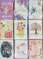 Papyrus Greeting Cards Mothers Day Assorted Lot Of 21 Count - Retail 160 - New