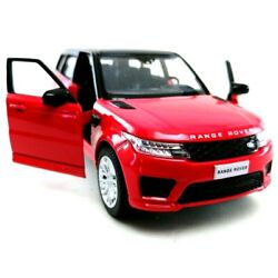 Range Rover Die-cast Model Car Jackiekim 136 Scale Toy Collection Collectible 2