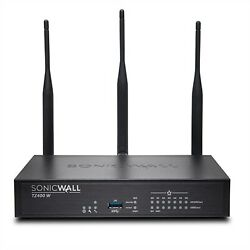 Dell Sonicwall 01ssc0516 7 Port Network Security Firewall Appliance