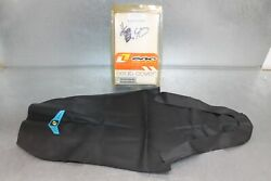 Nice One Industries Black And Blue Seat Cover For '03 Yamaha Yzf New