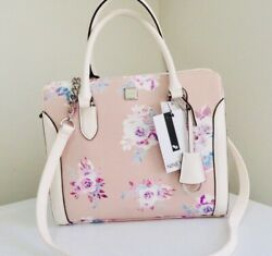 womens leather crossbody handbags Nine West Flowering New $48.80