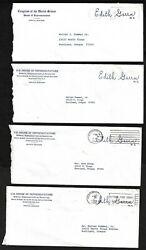 Us 1960s Official Edith Green Of Oregon State Us House Of Representatives Four S