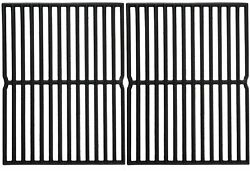 Hisencn Cast Iron Grill Cooking Grid Grate Replacement Parts For Weber Spirit