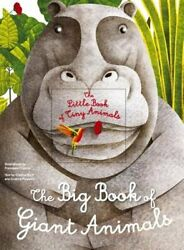 The Big Book of Giant Animals: The Little Book of Tiny Animals by Cosanti: Used